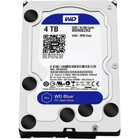 """Western Digital WD Blue 3.5"""" 4TB Disques durs et SSD Western Digital, Ultra Pc Gamer Maroc"""