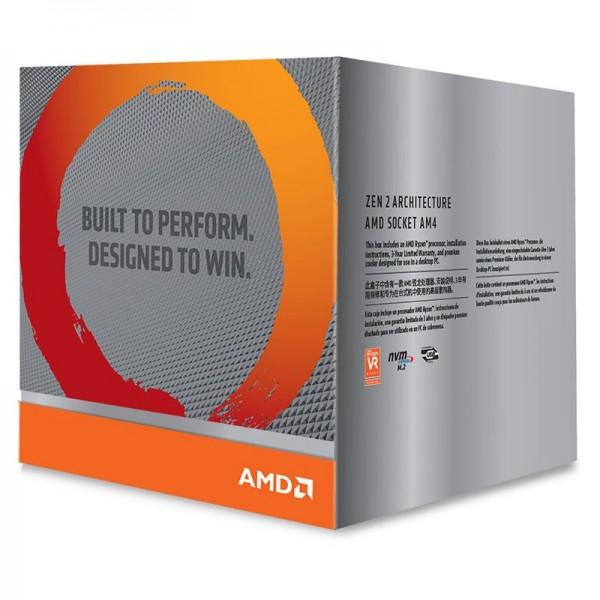 AMD Ryzen 9 3900X Wraith Prism LED RGB (3.8 GHz / 4.6 GHz) Processeurs AMD, Ultra Pc Gamer Maroc