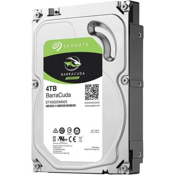 "Seagate BarraCuda 3.5"" 4TB Disques durs et SSD Seagate, Ultra Pc Gamer Maroc"