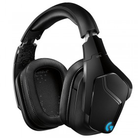 Logitech G935 Wireless 7.1 Surround Lightsync RGB Headset (Noir) Casques Logitech, Ultra Pc Gamer Maroc