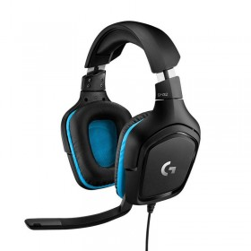 Logitech G432 7.1 Surround Sound Casques Logitech, Ultra Pc Gamer Maroc