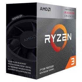 AMD Ryzen 3 3200G Wraith Stealth Edition (3.6 GHz / 4 GHz) Processeurs AMD, Ultra Pc Gamer Maroc