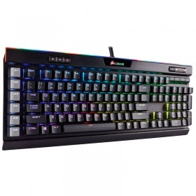 Corsair Gaming K95 RGB Platinum Cherry MX Brown Claviers Corsair, Ultra Pc Gamer Maroc