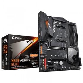 Gigabyte X570 AORUS ELITE Cartes mères Gigabyte, Ultra Pc Gamer Maroc