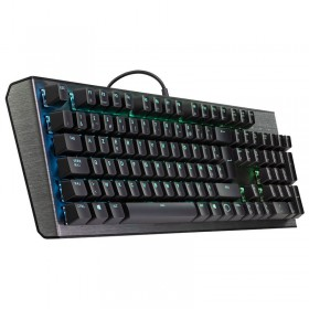 Cooler Master CK550 RGB Switches Gateron Red Claviers Cooler Master, Ultra Pc Gamer Maroc