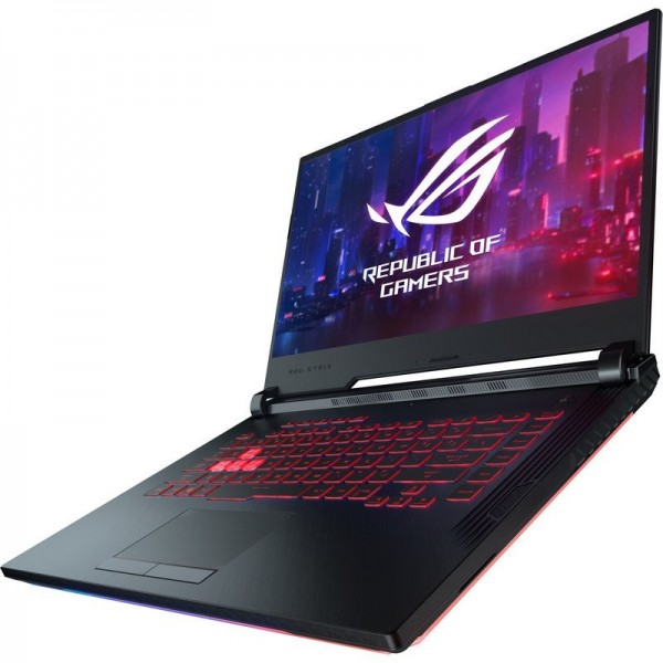 ASUS ROG Strix G G531GU-AL018 Intel i7-9750H/16GB/256SSD/GTX1660Ti PC Portables Gamer ASUS, Ultra Pc Gamer Maroc