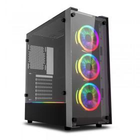AIGO darkFlash Skywalker RGB Boitiers PC Aigo, Ultra Pc Gamer Maroc
