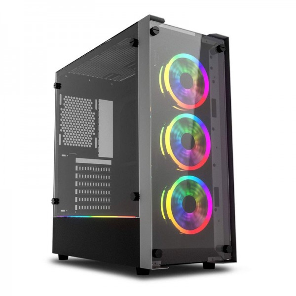 AIGO darkFlash Skywalker RGB Boitiers PC Aigo, Ultra Pc Gamer Maroc