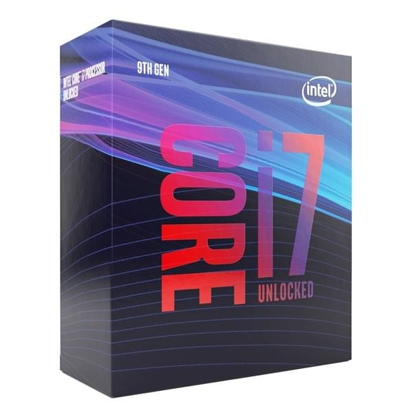 Intel Core i7 9700 (3.0 GHz / 4.7 GHz) Processeurs Intel, Ultra Pc Gamer Maroc
