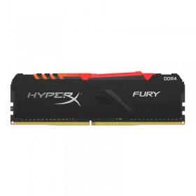 HyperX Fury RGB 8Go DDR4 3000MHz CL15 Mémoire vive PC HyperX, Ultra Pc Gamer Maroc