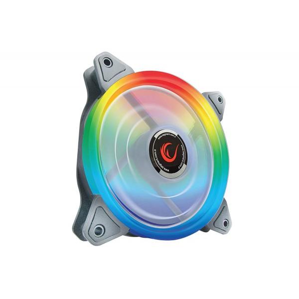 RAMPAGE RGB-15 RAINBOW 12CM Refroidissement RAMPAGE, Ultra Pc Gamer Maroc