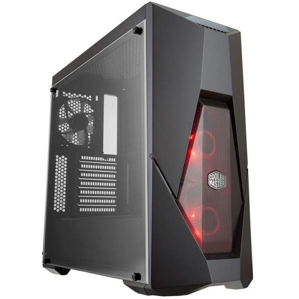 Cooler Master MasterBox K500L Boitiers PC Cooler Master, Ultra Pc Gamer Maroc