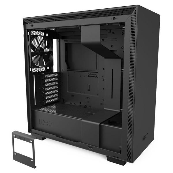 NZXT H710 Noir Boitiers PC Nzxt, Ultra Pc Gamer Maroc