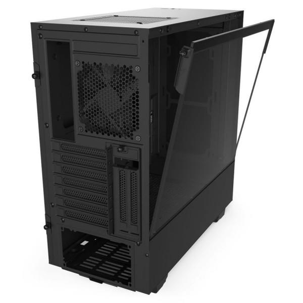NZXT H510i Noir RGB Boitiers PC Nzxt, Ultra Pc Gamer Maroc