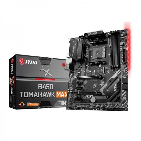 MSI B450 TOMAHAWK MAX Cartes mères MSI, Ultra Pc Gamer Maroc