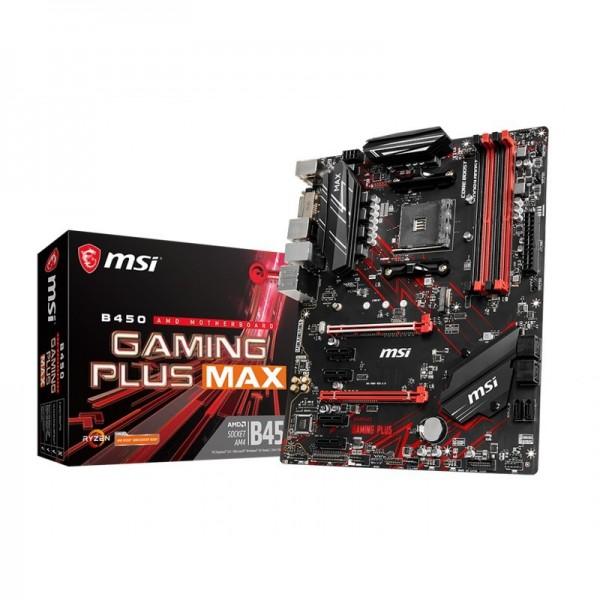 MSI B450 GAMING PLUS MAX Cartes mères MSI, Ultra Pc Gamer Maroc