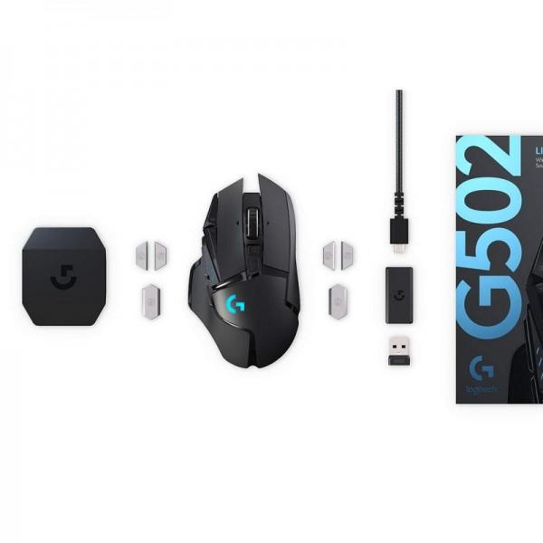 Logitech G502 Lightspeed Wireless Gaming Mouse Souris Logitech, Ultra Pc Gamer Maroc