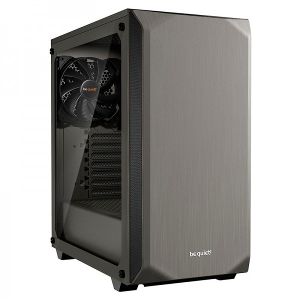 be quiet! Pure Base 500 Window (Gris) Boitiers PC be quiet!, Ultra Pc Gamer Maroc