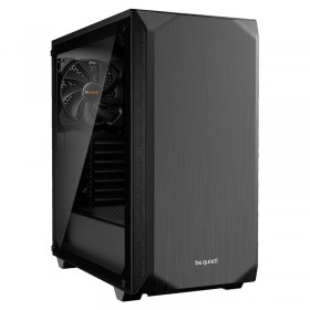 be quiet! Pure Base 500 Window (Noir) Boitiers PC be quiet!, Ultra Pc Gamer Maroc