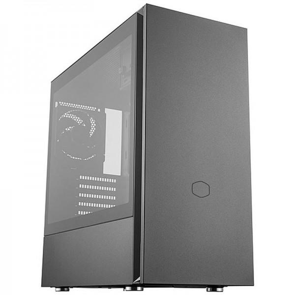 Cooler Master Silencio S600 TG Boitiers PC Cooler Master, Ultra Pc Gamer Maroc
