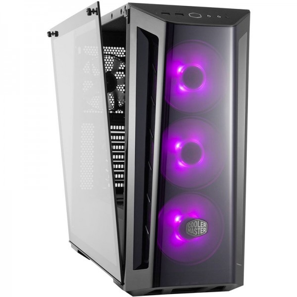 Cooler Master MasterBox MB520 RGB Boitiers PC Cooler Master, Ultra Pc Gamer Maroc