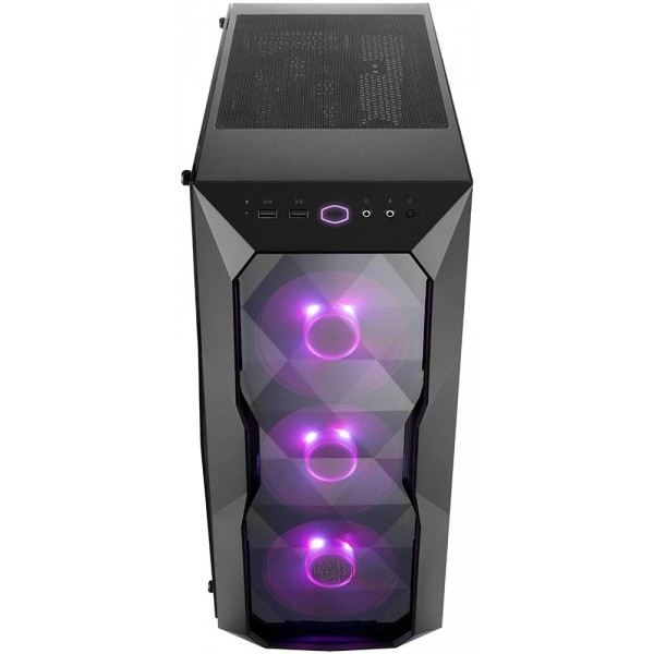 Cooler Master MasterBox TD500 RGB Boitiers PC Cooler Master, Ultra Pc Gamer Maroc