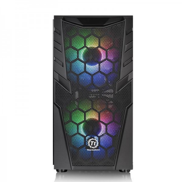 Thermaltake Commander C32 TG ARGB Edition Boitiers PC Thermaltake, Ultra Pc Gamer Maroc