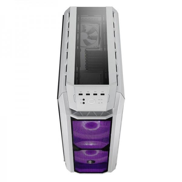 Cooler Master MasterCase H500P Blanc Boitiers PC Cooler Master, Ultra Pc Gamer Maroc