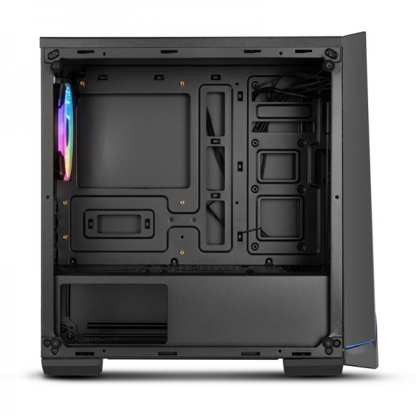 Nox Infinity Alpha ARGB (Micro ATX) Boitiers PC NOX, Ultra Pc Gamer Maroc