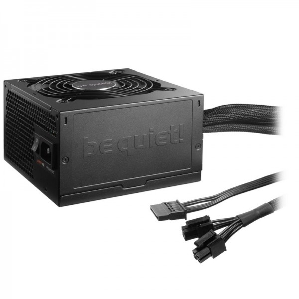 be quiet! System Power 9 700W CM 80PLUS Bronze Alimentations PC be quiet!, Ultra Pc Gamer Maroc