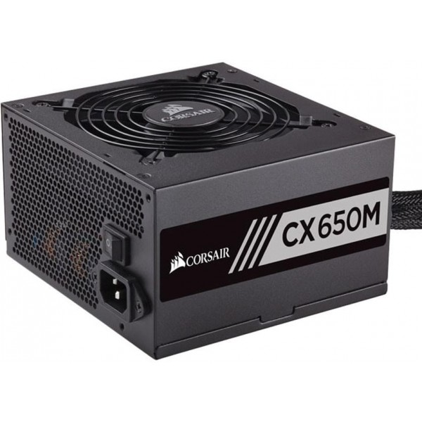 Corsair CX650M V2 80PLUS Bronze 650W Alimentations PC Corsair, Ultra Pc Gamer Maroc