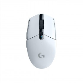 Logitech G305 Lightspeed Wireless Gaming Mouse (Blanc) Souris Logitech, Ultra Pc Gamer Maroc