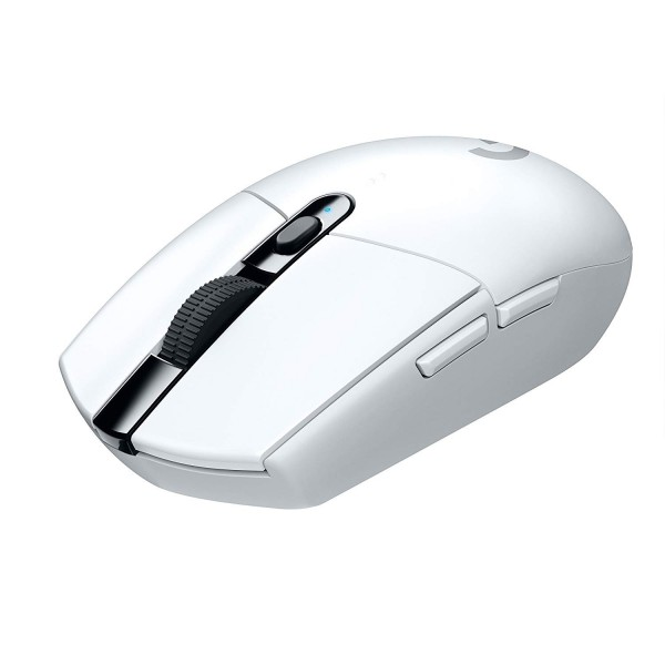 Logitech G305 Lightspeed Wireless Gaming Mouse (Blanc) Souris Logitech, Ultra Pc Gamer Maroc
