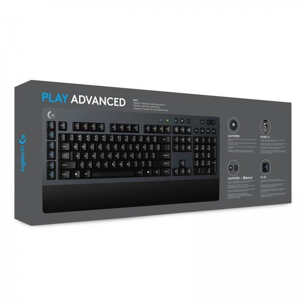 Logitech G613 Wireless Mechanical Gaming Keyboard (AZERTY, Français) Claviers Logitech, Ultra Pc Gamer Maroc