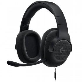 Logitech G433 7.1 Surround Sound Wired Gaming Headset Noir Casques Logitech, Ultra Pc Gamer Maroc