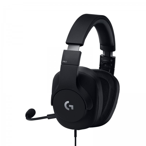 Logitech G Pro Wired Gaming Headset Noir Casques Logitech, Ultra Pc Gamer Maroc