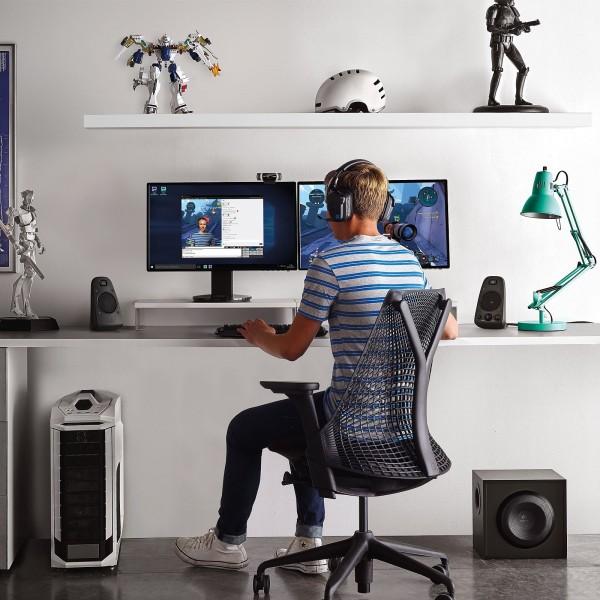 Logitech Z625 Powerful THX Sound Périphériques Logitech, Ultra Pc Gamer Maroc