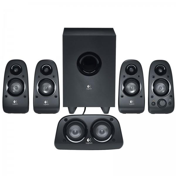 Logitech Z506 Speaker System Périphériques Logitech, Ultra Pc Gamer Maroc