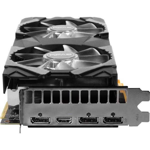 KFA2 GeForce RTX 2070 SUPER 1-Click OC 8GB GDDR6 Cartes graphiques KFA2, Ultra Pc Gamer Maroc