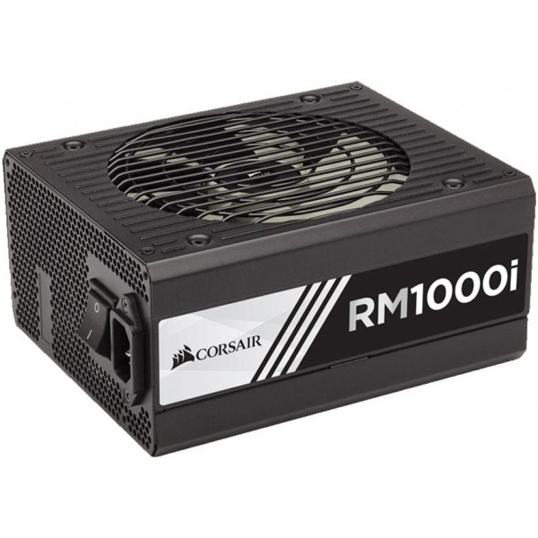 Corsair RM1000i 80PLUS Gold 1000W Alimentations PC Corsair, Ultra Pc Gamer Maroc