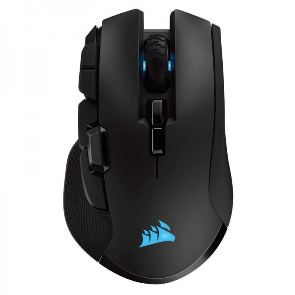 Corsair Ironclaw RGB Wireless Souris Corsair, Ultra Pc Gamer Maroc