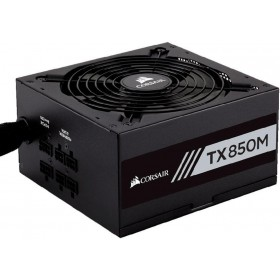 Corsair TX850M 80PLUS Gold 850W Alimentations PC Corsair, Ultra Pc Gamer Maroc