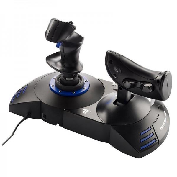 Thrustmaster T.Flight Hotas 4 War (PS4/PC) Périphériques de jeu Thrustmaster, Ultra Pc Gamer Maroc