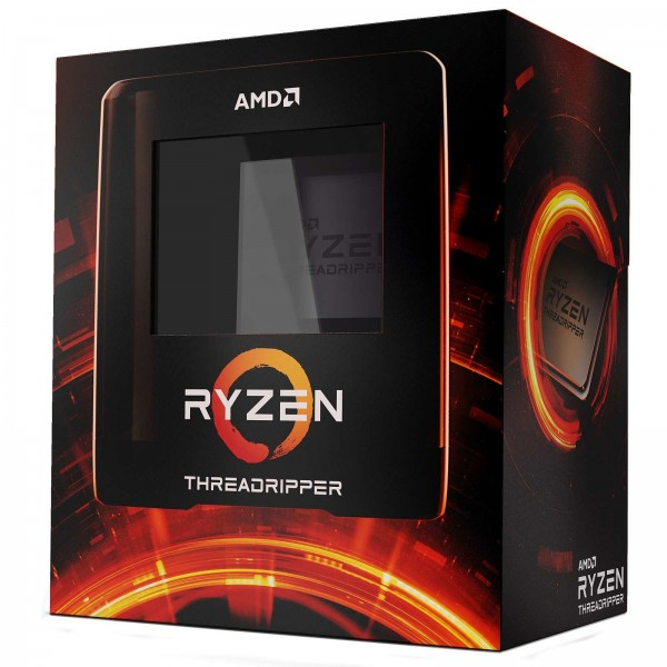 AMD Ryzen Threadripper 3970X (3.7 GHz, 4.5 GHz) Processeurs AMD, Ultra Pc Gamer Maroc
