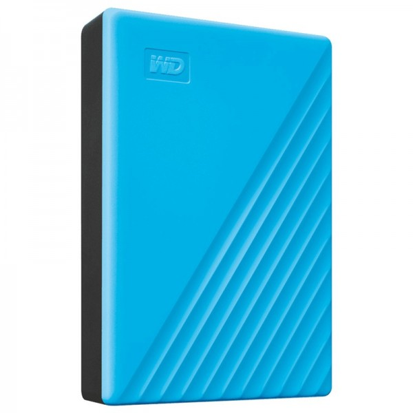 WD My Passport 4 To Bleu (USB 3.0) Disques durs externes Western Digital, Ultra Pc Gamer Maroc