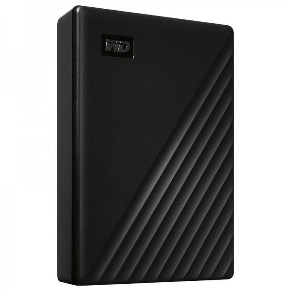 WD My Passport 4 To Noir(USB 3.0) Disques durs externes Western Digital, Ultra Pc Gamer Maroc