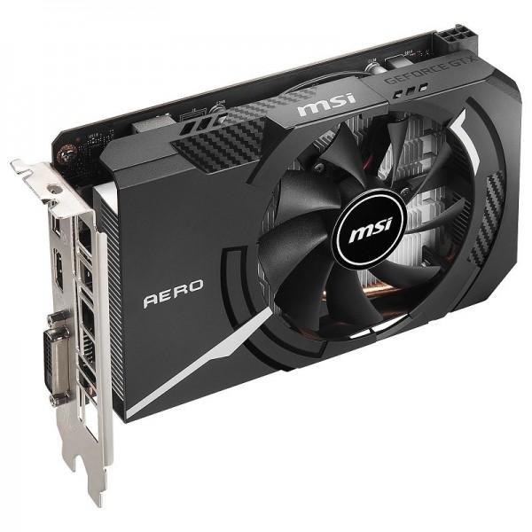 MSI GeForce GTX 1650 SUPER AERO ITX OC 4GB GDDR6 Cartes graphiques MSI, Ultra Pc Gamer Maroc