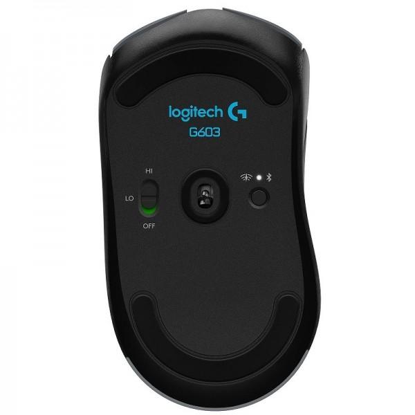 Logitech G603 Lightspeed Wireless Gaming Mouse Souris Logitech, Ultra Pc Gamer Maroc
