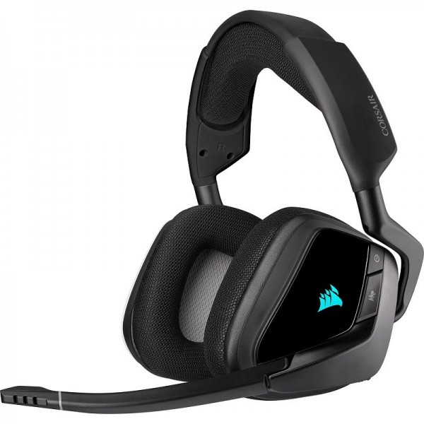 Corsair Gaming VOID Pro RGB ELITE Wireless (noir) Casques Corsair, Ultra Pc Gamer Maroc