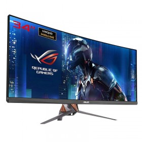 "ASUS ROG Swift PG348Q 34"" Moniteurs ASUS, Ultra Pc Gamer Maroc"